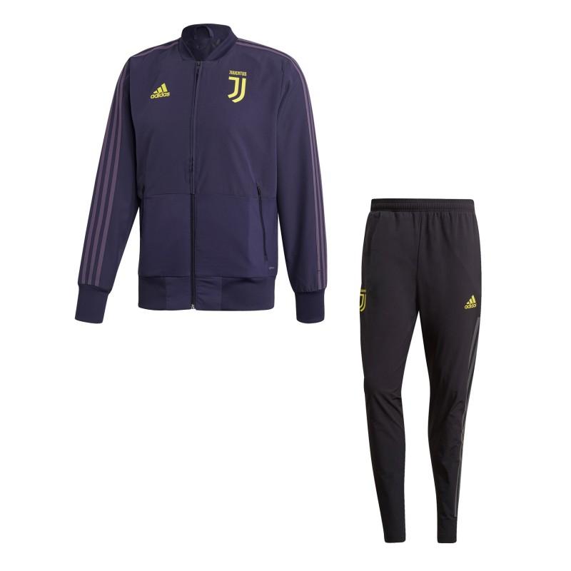 Freiraum suchen niedriger Preis Detaillierung Juventus turin trainingsanzug vertretung UCL Champions League 2018/19 Adidas