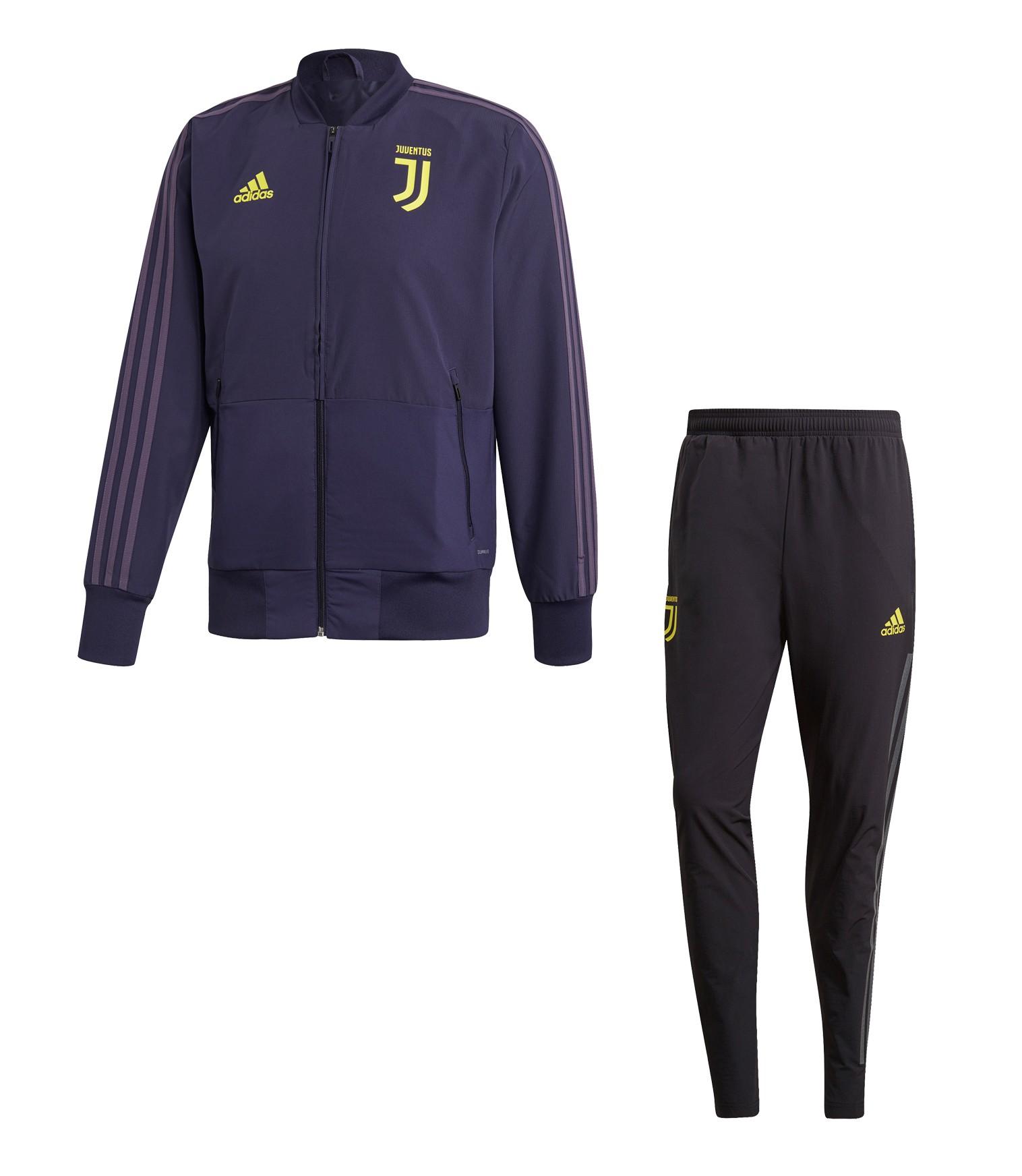 Juventus turin trainingsanzug vertretung UCL Champions