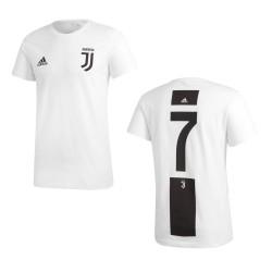 La Juventus 7 Ronaldo camiseta Adidas 2018/19