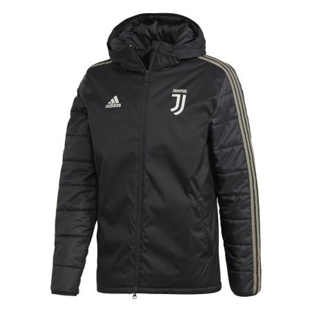 Juventus jacket padded black 2018/19 Adidas