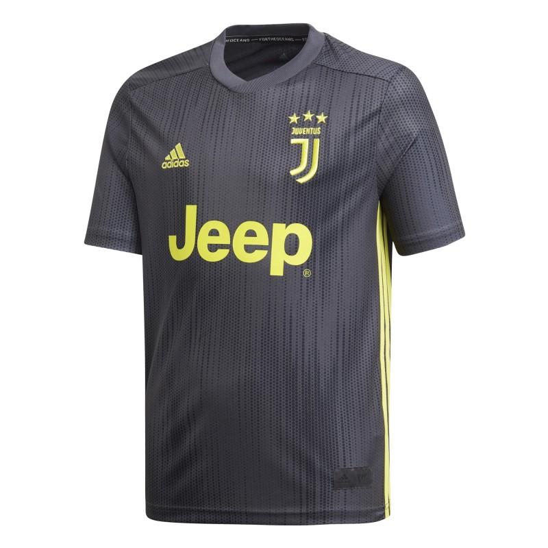 Juventus turin trikot kinder third 3rd junior 2018/19 Adidas