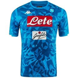 SSC Napoli maillot domicile, Kombat Supplémentaire 2018/19 Kappa