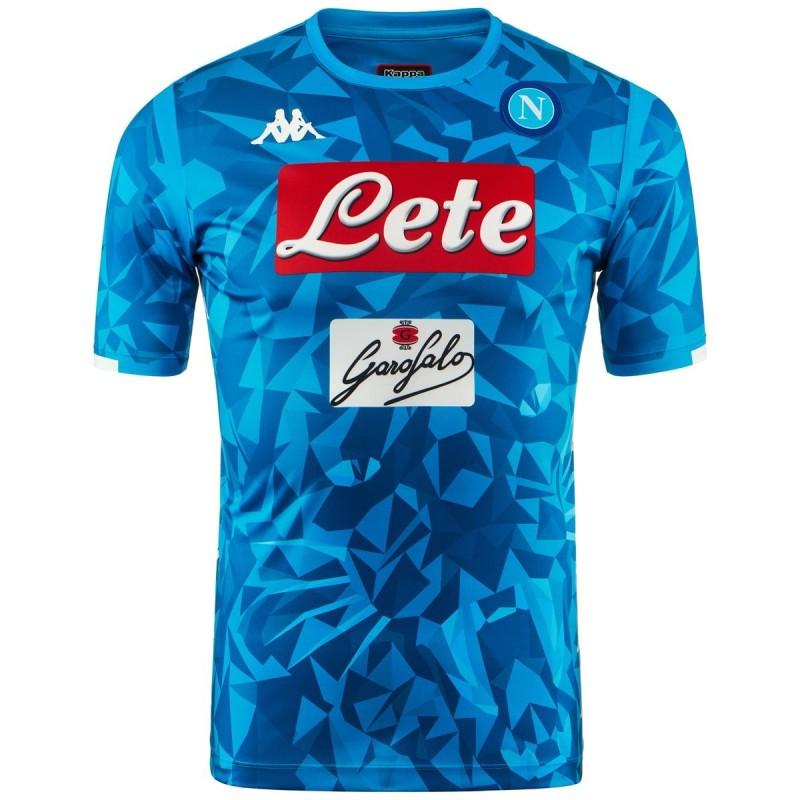 SSC Napoli maglia home Kombat Extra 2018/19 Kappa