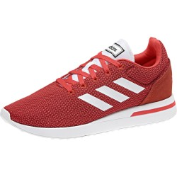 Chaussures Adidas Exécuter des années 70 rouge running