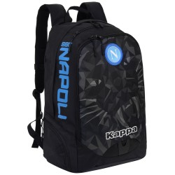 Naples backpack Apack 2 Euro Black Panter team Kappa