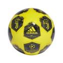 Adidas Juventus Mini ball Champions League 2018/19 gelb