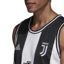 Adidas Juventus canotta Tank bianco nero 2018/19