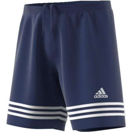 Adidas pantaloncini calcio basket Entrada 14 Blu navy
