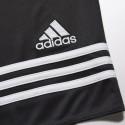 Adidas pantaloncini calcio basket Entrada 14 Nero