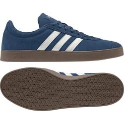 Adidas VL Corte 2.0 Patineta Zapatillas de deporte de los Zapatos de la Leyenda Marina