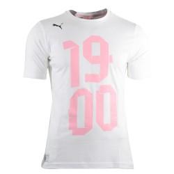 Palermo t-shirt de 1900 a la superficie del blanco Puma