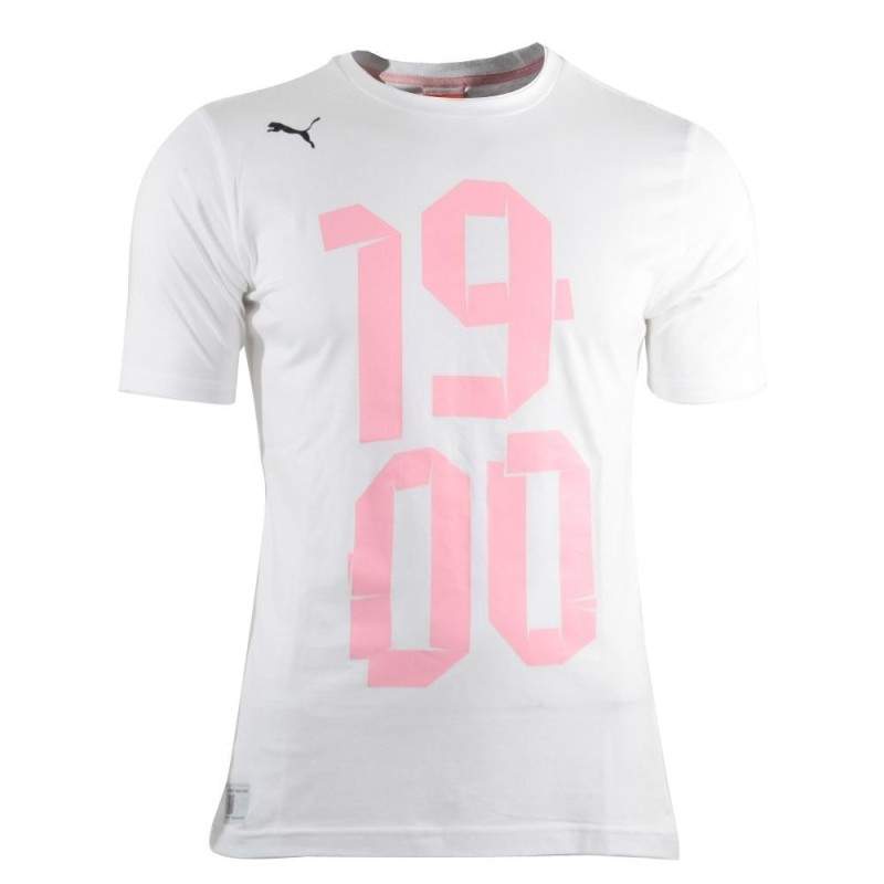 Palermo t-shirt 1900 to the surface of the white Puma