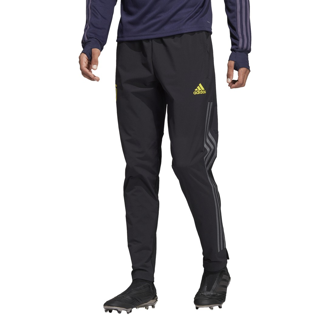 Frank Worthley Recreación Maligno  La Juventus pantalon d'entraînement de l'UCL de l'uefa Champions League Adidas  2018/19