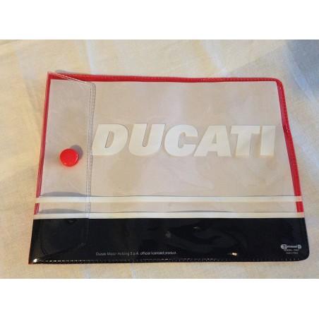 Ducati porta libretto ufficiale