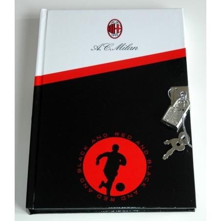 Milan diario personale prodotto ufficiale
