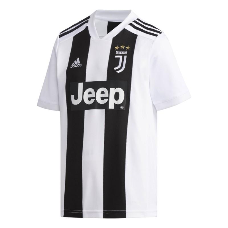 Juventus maillot domicile de l'enfant Adidas 2018/19