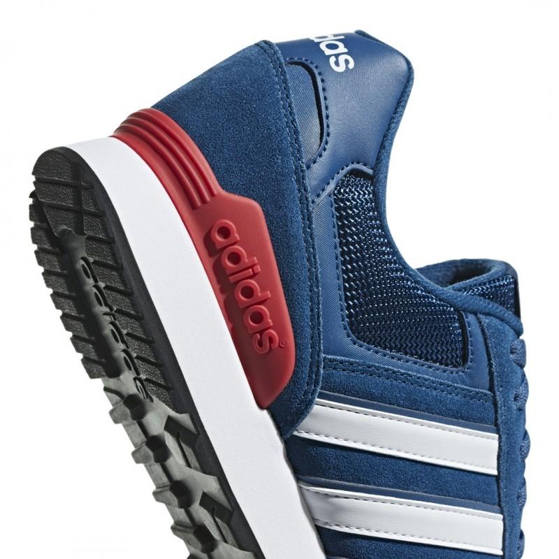 10K blau weiß Neo Turnschuhe Adidas schuhe 9D2eWHIEY