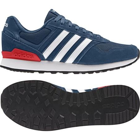 Adidas scarpe 10K blu bianco Sneakers Neo