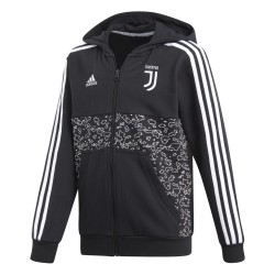 Juventus hoody black child 2018/19 Adidas