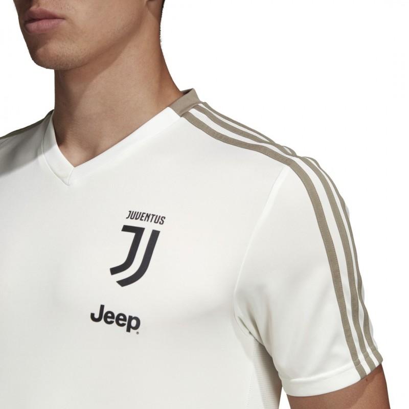 Juventus training jersey white 2018/18 Adidas