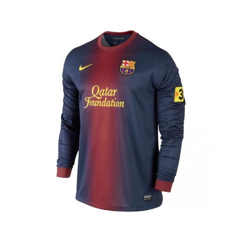 Barcelona home shirt ML 2012/13 Nike