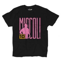 Los intocables 10 Meta t-shirt t-shirt Capitán negro