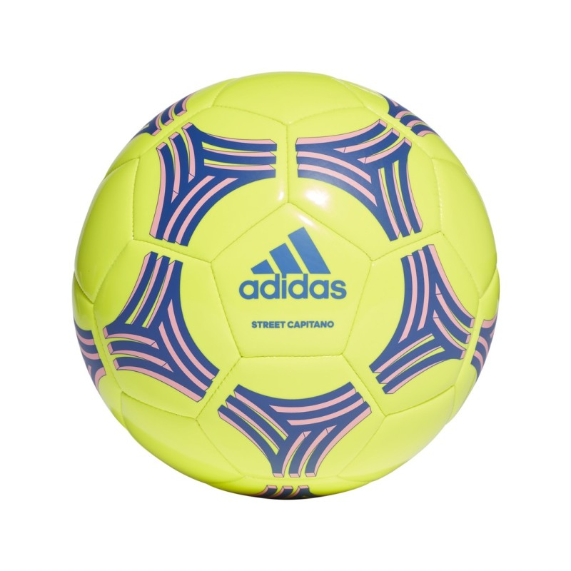 Pallone Tango Street capitano giallo Adidas