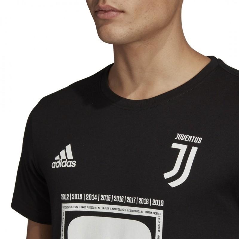 1acb00e0e Juventus t-shirt Scudetto 2018 19 Samples 37 Adidas