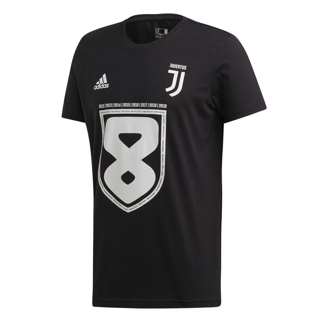 new style 5045e 77048 Juventus t-shirt Scudetto 2018/19 Samples 37 Adidas