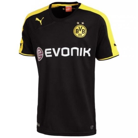 El Borussia Dortmund, BVB lejos camiseta Puma 2013/14