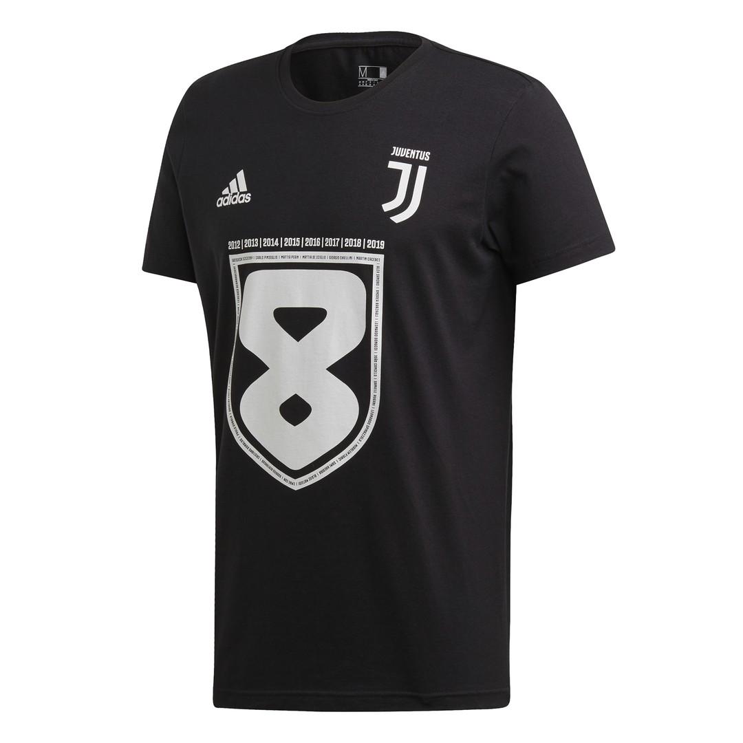 Juventus 8 Meistertitel Baby T Shirt Campione D Italia 37 Adidas