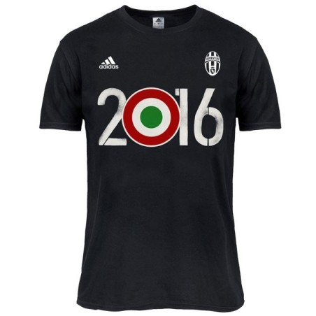 Juventus t-shirt Coupe d'Italie 2015/16 Adidas