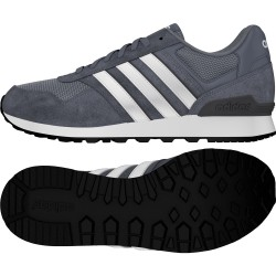 Adidas shoes 10K grey white Sneakers Neo