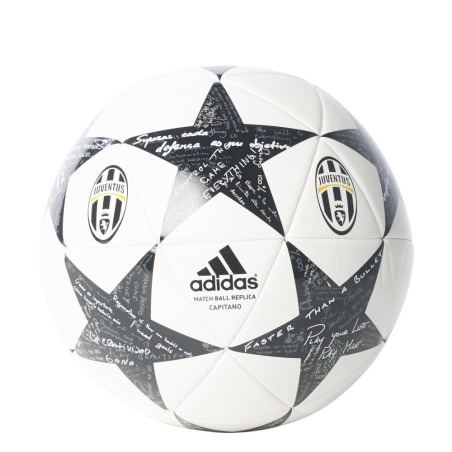 Juventus pallone UCL finale capitano 2016/17 Adidas