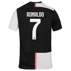 La Juventus 7 Ronaldo maillot domicile Adidas 2019/20