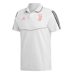 La Juventus polo représentation blanc 2019/20 Adidas