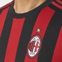 Ac Milan maillot domicile Adidas 2017/18
