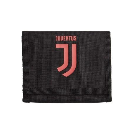 Juventus turin geldbörse JJ schwarz 2019/20 Adidas