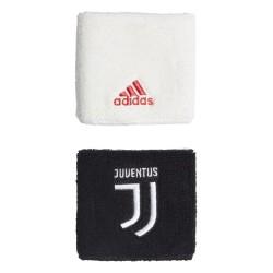 Juventus paar manschetten weiß schwarz Adidas 2019/20