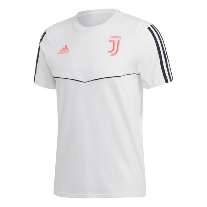 Juventus t-shirt riposo team bianca 2019/20 Adidas