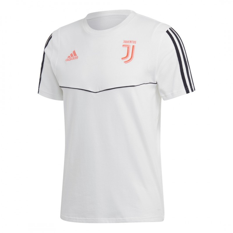 best sneakers 48ff3 b013d Juventus t-shirt rest team white 2019/20 Adidas
