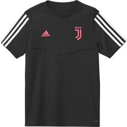 Juventus t-shirt bambino riposo nera 2019/20 Adidas