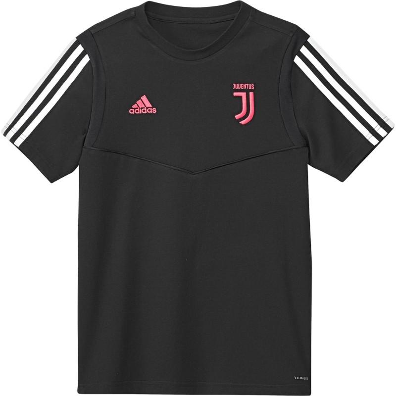 Juventus t-shirt baby rest black 2019/20 Adidas