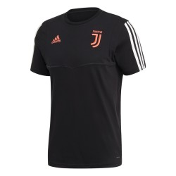 Juventus t-shirt rest black 2019/20 Adidas