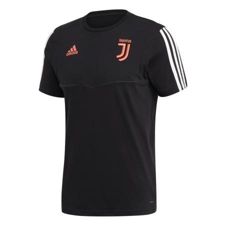 Juventus t-shirt reste noir 2019/20 Adidas