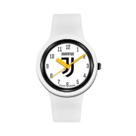 Juventus watch One unisex-white logo