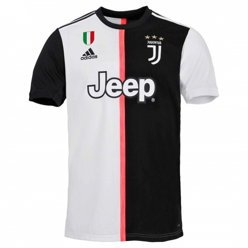 reputable site 8c875 89a46 Juventus 7 Ronaldo jersey child home junior 2019/20 Adidas