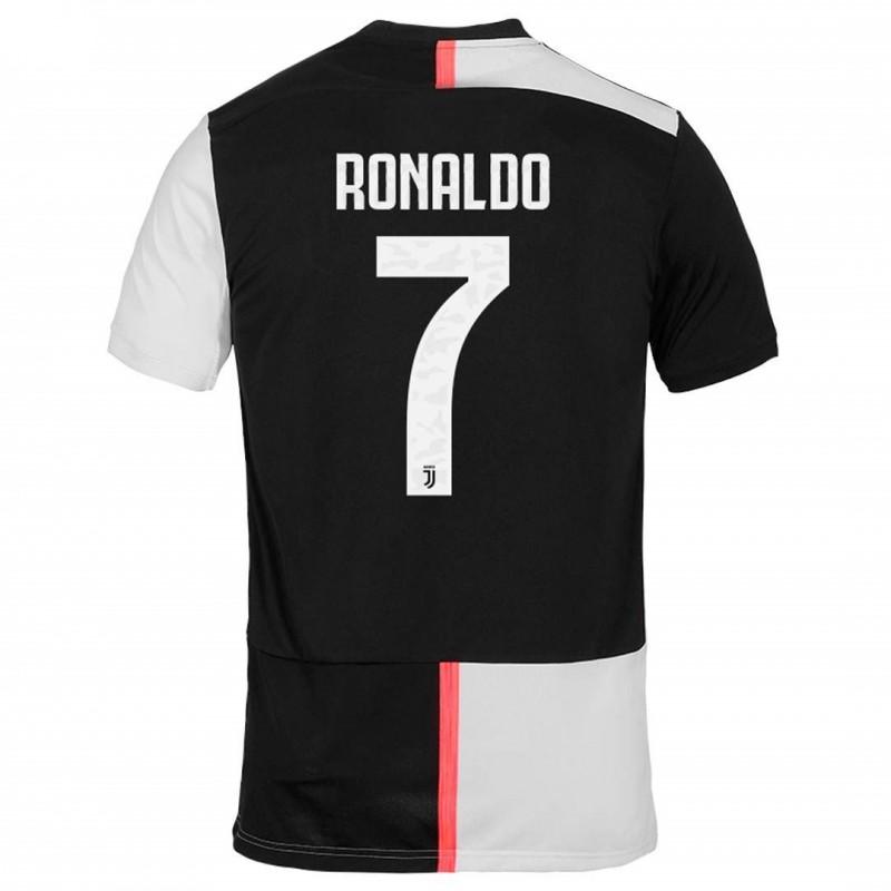 2019 2020 Juventus Adidas Home Shirt (Kids) [DW5453