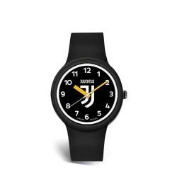 Juventus uhr One Kid unisex-kinder schwarz logo JJ