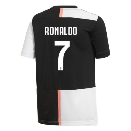 Juventus 7 Ronaldo maglia bambino home junior 2019/20 Adidas